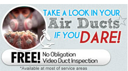 duct and vent cleaning services